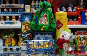 В Роспотребнадзоре рекомендовали не дарить детям конфеты с алкоголем