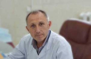 В Смоленске ушел из жизни известный хирург