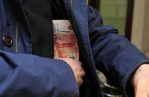 Житель Смоленской области украл 100 тысяч рублей из сейфа «Почты России»