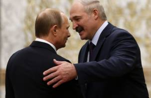 В Кремле ответили на вопрос об объединении России и Беларуси
