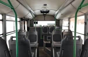 В Смоленске изменилось расписание дачного автобуса №53