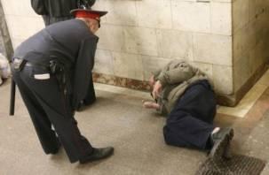 За появление в общественных местах в пьяном виде россиян могут обязать работать