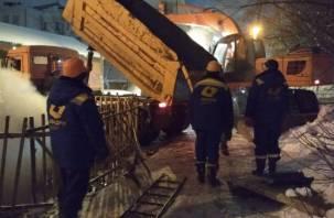 Из-за ремонта «Квадра» оставит жителей Ленинского района без тепла
