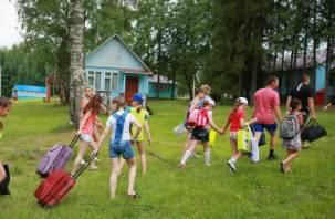 Опрос: более половины россиян никогда не отправляли своего ребенка в детский лагерь