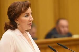 Рославльчанка стала и.о. главы городского округа в Подмосковье