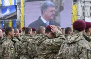 Украина активизировалась около российских границ