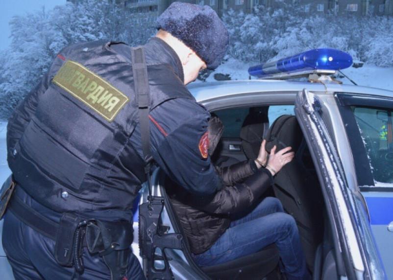 Бойцы смоленской Росгвардии поймали серийного грабителя магазинов