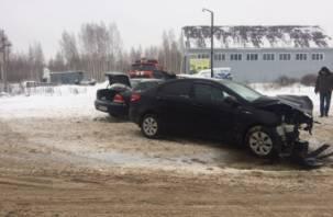 Уточнённые данные по ДТП в Рославльском районе с двумя пострадавшими