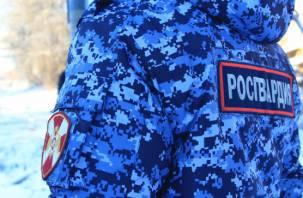 Верхнеднепровскому грабителю не удалось скрыться с места преступления