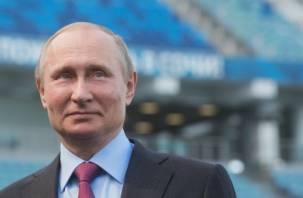 Путин заявил, что президентом может быть любой