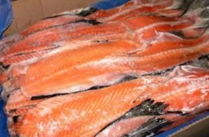 Белорусы пытались завести на Смоленщину 20 тонн рыбы с душком