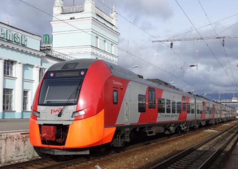 Скоростные «Ласточки» возобновили движение между Смоленском и Москвой