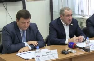 «Единая Россия» в Смоленске самоустранилась от решения по главе города