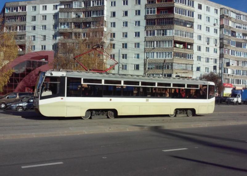 «Пронёсся, как состав метро»: главу города удивила скорость новых московских трамваев