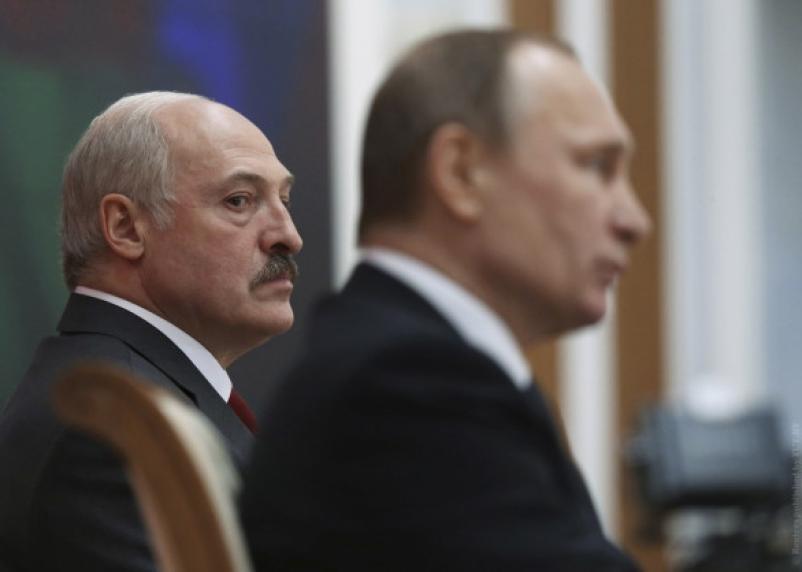 В Кремле прокомментировали спор Путина и Лукашенко. Лидеры проведут еще одну встречу