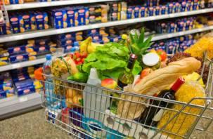 Расходы на еду превысили 30% в бюджете россиян
