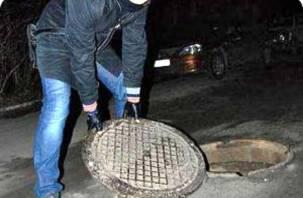 В Десногорске поймали серийного похитителя люков