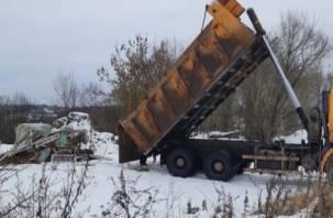 В России будут введены миллионные штрафы за незаконные свалки