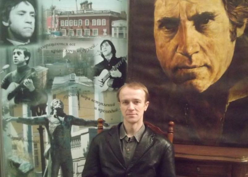В Смоленске пройдет концерт, посвященный Владимиру Высоцкому