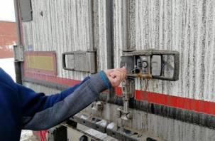 22 тонны кормовой муки Россельхознадзор не пропустил на Смоленщину