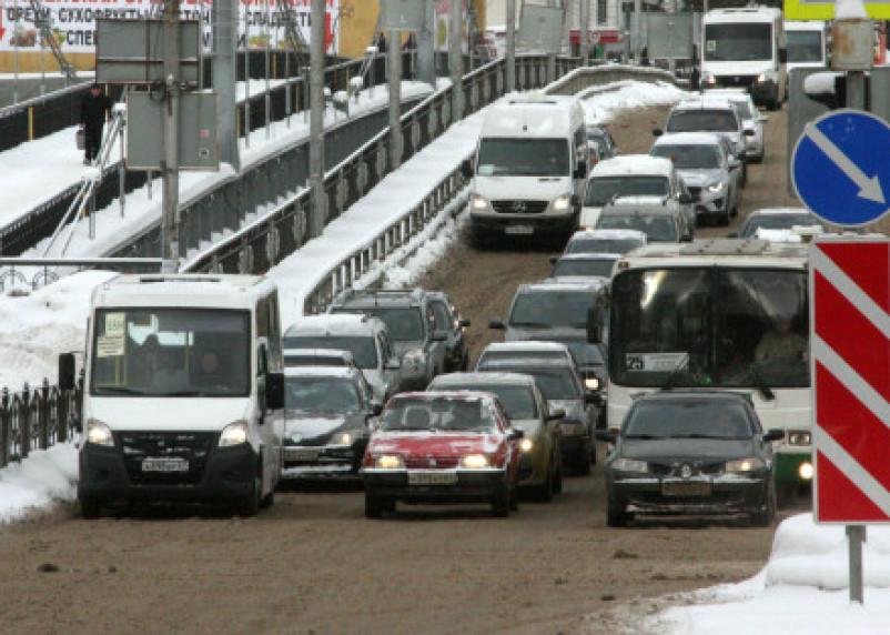 Из-за строительства водопровода в Смоленске ограничат движение