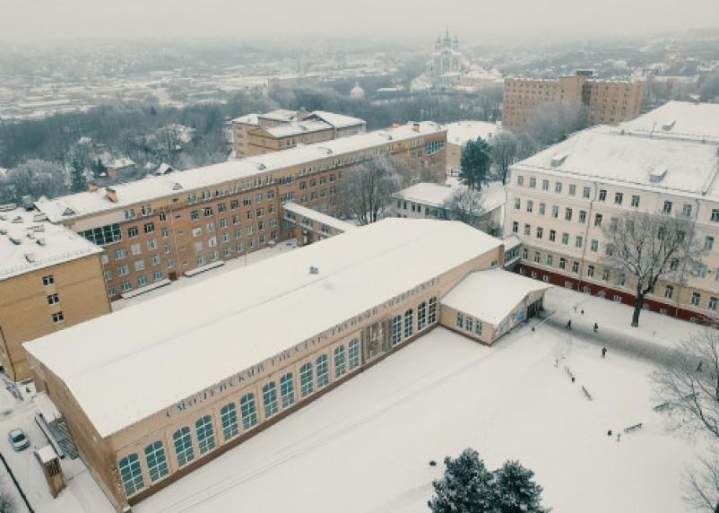 Новое общежитие для госуниверситета планируют построить в Смоленске