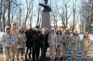 Смоленские и минские школьники провели совместную встречу