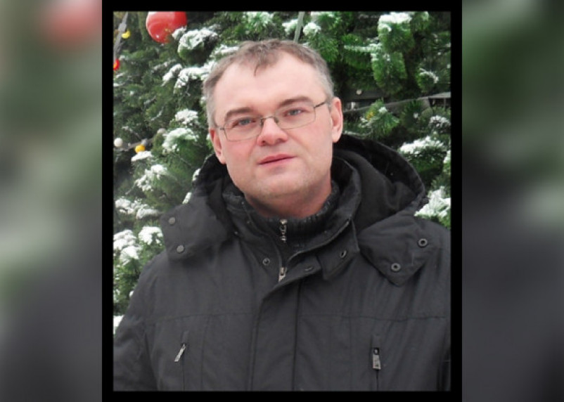 В Смоленске умер журналист и помощник депутата горсовета Сергей Морозиков