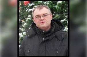 Прощание с смоленским журналистом Морозиковым состоится сегодня