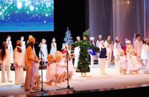 Смоляне приняли участие во Всероссийском конкурсе «Рождественские огни»