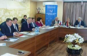 В Смоленске состоялись «круглые столы» ОНФ