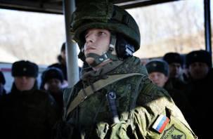 Более 230 патрулей военной полиции дежурят в новогодние праздники