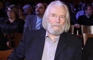 Актёр Станислав Любшин влюбился в Смоленске