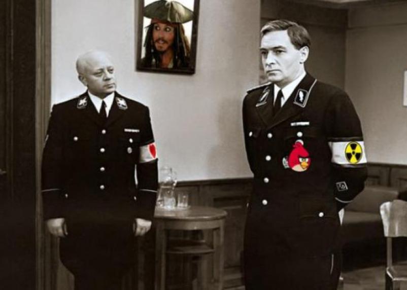 В России хотят снять запрет на показ в кино нацистской символики