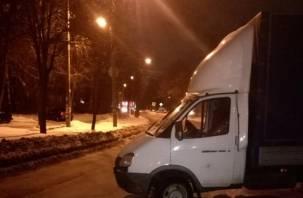 «Паркуюсь как хочу»: в Смоленске водителю «Газели» влепили штраф