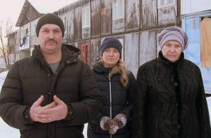 СК назначил проверку по фанерному дому в Краснинском районе