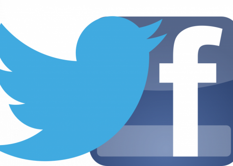 Роскомнадзор возбудил дела на Twitter и Facebook