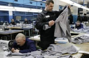 Заключенным могут разрешить больше зарабатывать