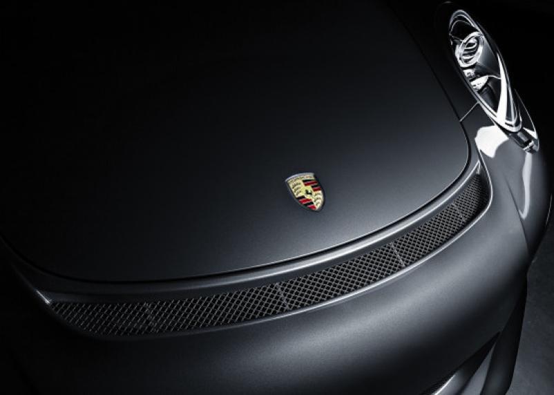 В России отзывают более 1,2 тысячи автомобилей Porsche