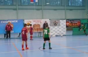 В Смоленске прошел турнир по мини-футболу среди школьников России и Беларуси