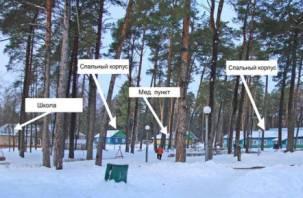 В Смоленске ликвидируют Красноборскую санаторно-лесную школу?