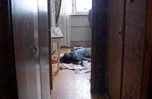 Вязьмич избил палкой товарища и перерезал ему горло