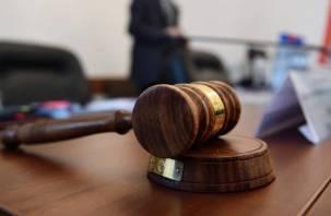 Жителя Смоленска арестовали на 12 суток за побег с места ДТП