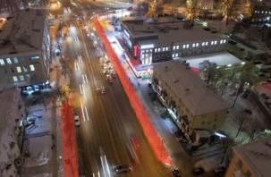 «Дорожный рай» по-смоленски. Реконструкция проспекта Гагарина, или Что на самом деле ждет смолян?