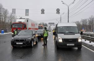 Семь нелегалов задержали на пересечении российской границы