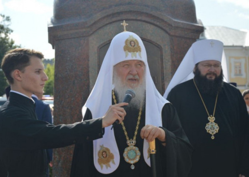 Патриарх Кирилл осудил насилие в Белоруссии и вспомнил Смоленск
