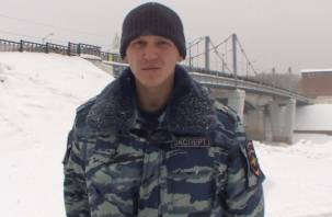 Сегодня правоохранителями из ледяного Днепра был спасен смолянин