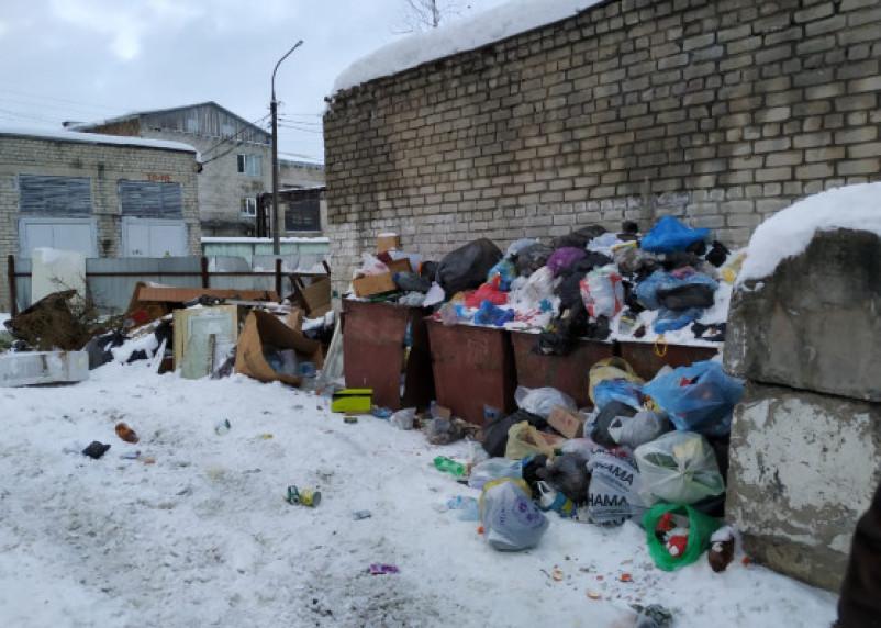 «Огромные навалы бытовых отходов». В Смоленске не работает механизм новых правил вывоза, утилизации и переработки мусора