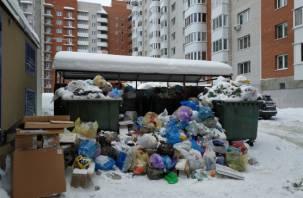 Дачникам могут пересчитать тарифы на вывоз мусора