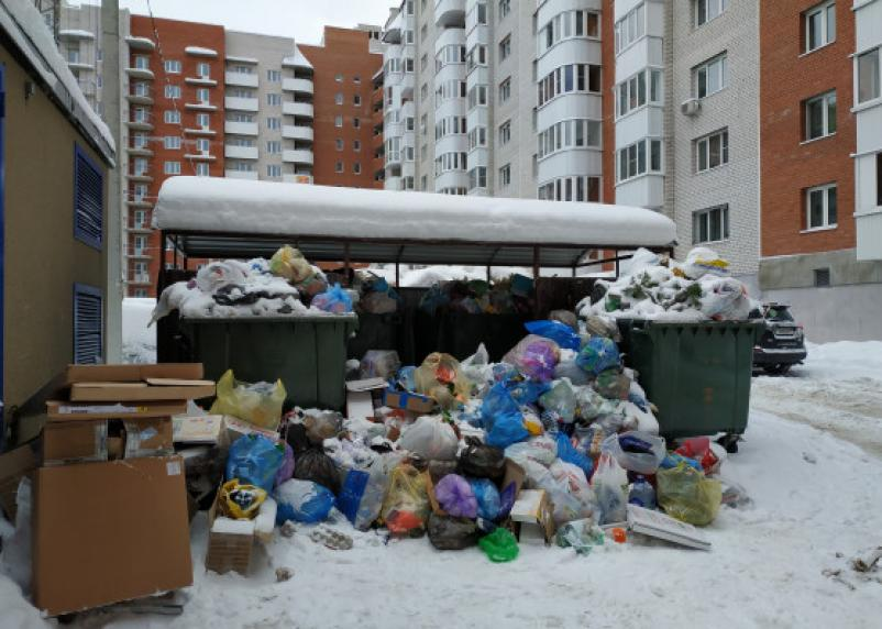 Генпрокуратура проверит регионы с двойной платой за вывоз отходов